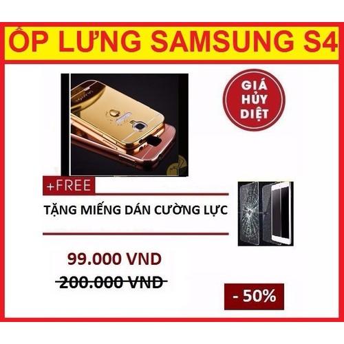 ỐP LƯNG SAMSUNG S4