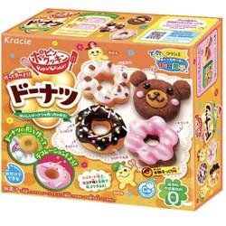 Đồ chơi làm bánh donut ăn được nhật bản