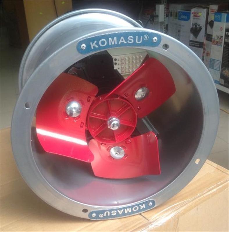 Quạt thông gió - Quạt thông gió công nghiệp tròn KOMASU KM-25T sải 25cm
