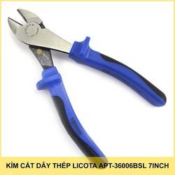 Kìm cắt dây thép Licota 7inch APT-36006BSL
