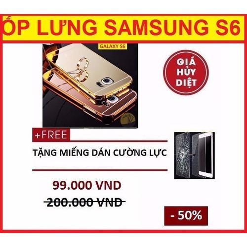 ỐP LƯNG SAMSUNG S6