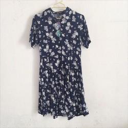 Váy hoa nhí vintage