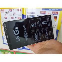 LG G3 F400 NEW FULLBOX BẢO HÀNH 12 THÁNG CÓ SHIP COD TOÀN QUỐC