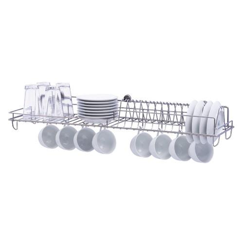 WR-4201-9-100 - Khay, kệ 1 tầng treo tường 100cm - INOX SUS 304