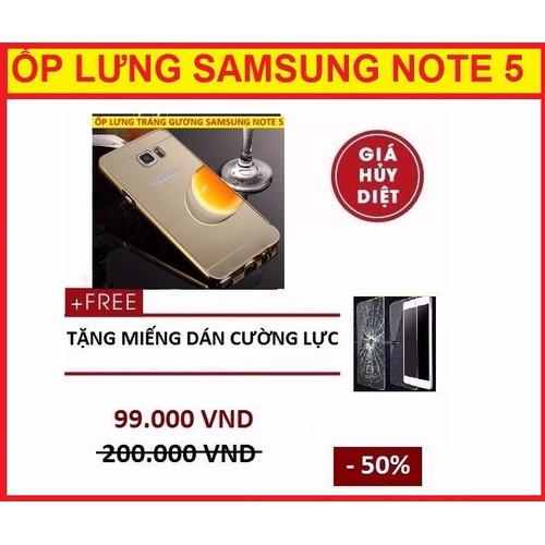 ỐP LƯNG SAMSUNG NOTE 5