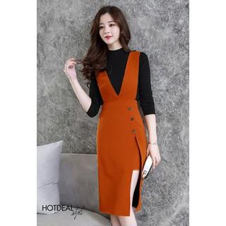 Váy yếm xinh xắn [ĐƯỢC KIỂM HÀNG] 8791363 - 8791363 thumbnail
