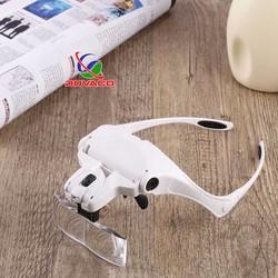 Kính lúp đeo mắt có đèn V5 - 9892B1