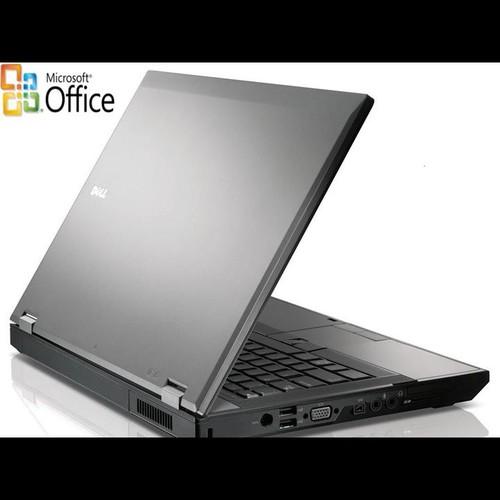 Laptop Dell. E5410 i5 2.5Ghz 4G 250G 14in cổn COM cho CNC siêu bền