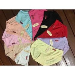 quần lót cotton victoria