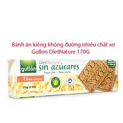 Bánh ăn kiêng không đường nhiều chất xơ Gullon DietNature 170G
