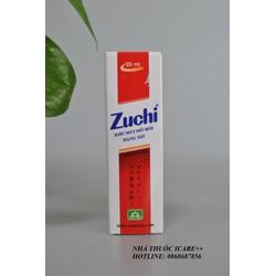 SẢN PHẨM KHỬ MÙI HÔI DẠNG XỊT - ZUCHI