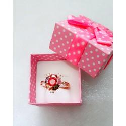 Nhẫn 6 màu cực đẹp