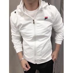 áo khoác dù nam phong cách