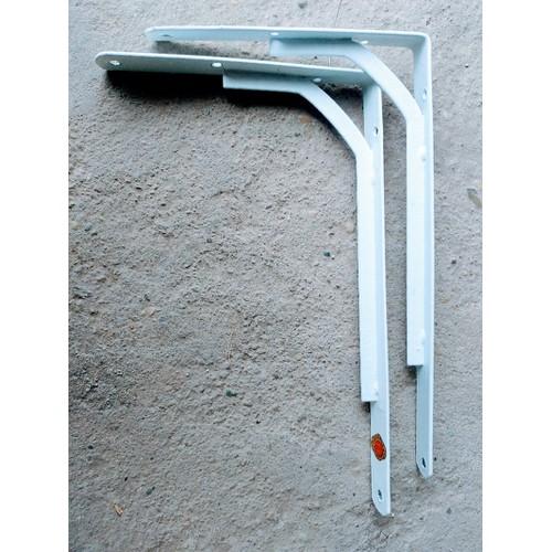 Bộ 2 chiếc giá chữ L lắp kệ treo tường 35x17cm - 5231153 , 8702135 , 15_8702135 , 55000 , Bo-2-chiec-gia-chu-L-lap-ke-treo-tuong-35x17cm-15_8702135 , sendo.vn , Bộ 2 chiếc giá chữ L lắp kệ treo tường 35x17cm