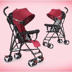 Xe đẩy em bé gấp gọn siêu nhẹ