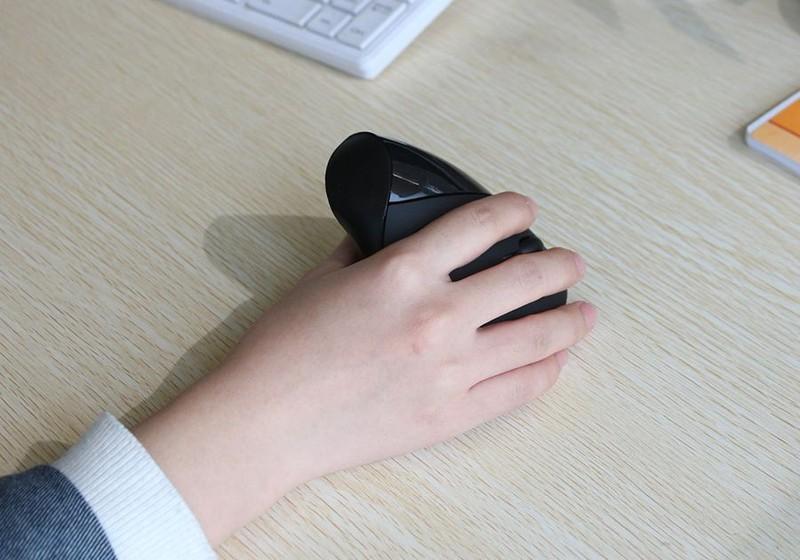 Chuột không Dây Wireless vertical mouse chuột đứng PKCB-WLM 18