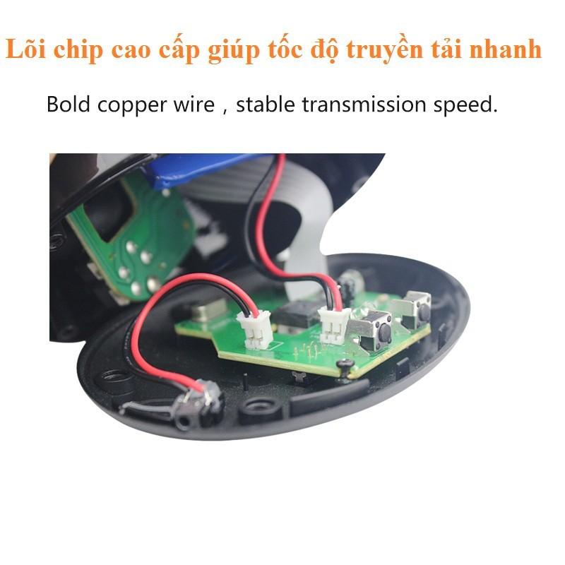 Chuột không Dây Wireless vertical mouse chuột đứng PKCB-WLM 5