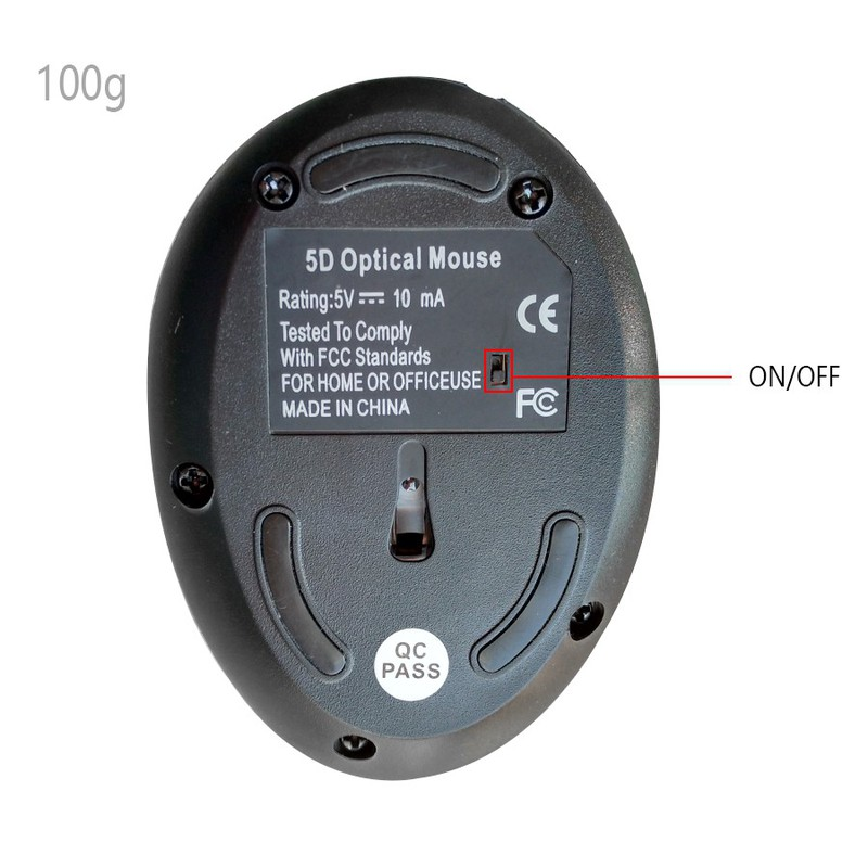 Chuột không Dây Wireless vertical mouse chuột đứng PKCB-WLM 10