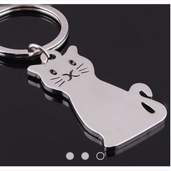Móc khóa mèo kute