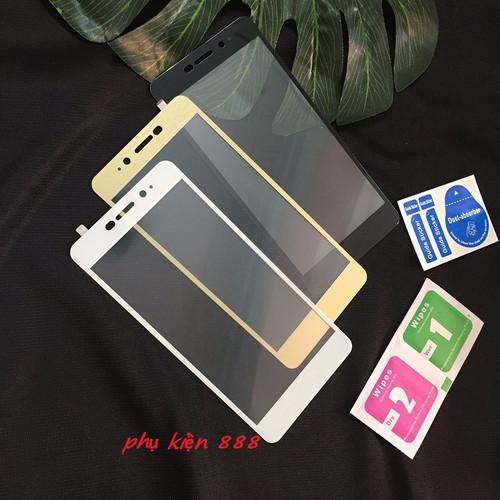 Combo kính cường lực full màn và ốp silicon Coolpad Sky 3 E502