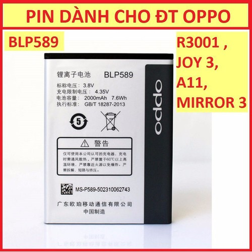 PIN OPPO A11