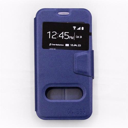Bao da Samsung Galaxy J7 Plus hiệu Onjess xanh đen - 5234754 , 8705722 , 15_8705722 , 65000 , Bao-da-Samsung-Galaxy-J7-Plus-hieu-Onjess-xanh-den-15_8705722 , sendo.vn , Bao da Samsung Galaxy J7 Plus hiệu Onjess xanh đen