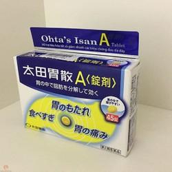 Ohtas IsanA - Tăng cường chức năng tiêu hóa