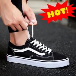 giày thể thao nam phối sọc GLK118