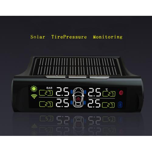 Cảm biến áp suất lốp điện tử năng lượng mặt trời TPMS