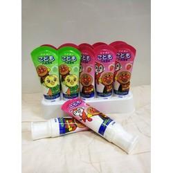 Kem đánh răng Lion Nhật Bản cho các bé
