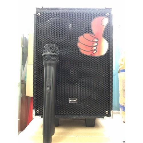 Loa Bluetooth Kéo Di Động KinhWe Q8 Tặng Mic Không Dây - 5239118 , 8711861 , 15_8711861 , 1300000 , Loa-Bluetooth-Keo-Di-Dong-KinhWe-Q8-Tang-Mic-Khong-Day-15_8711861 , sendo.vn , Loa Bluetooth Kéo Di Động KinhWe Q8 Tặng Mic Không Dây