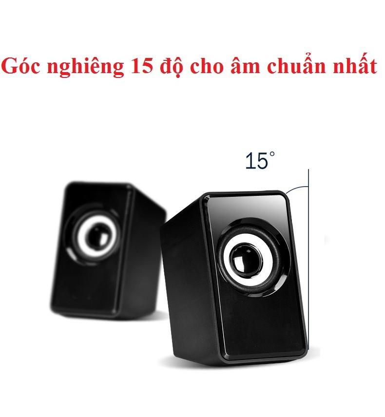 Loa Nghe nhạc Điện Thoại, Máy Tính, Tivi Vi Tính Bass Treb 13
