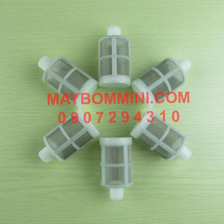 Lọc nước máy bơm mini - loại nhỏ 4