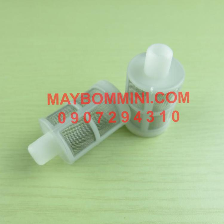 Lọc nước máy bơm mini - loại nhỏ 7