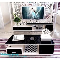 Kệ tivi+ bàn trà phòng khách
