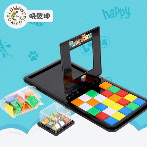 Bộ đồ chơi Rubik Race - Thử thách Rubik