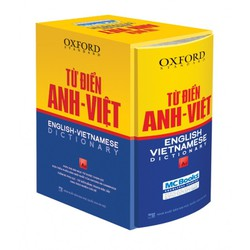 Từ điển Oxford Anh Việt_bìa cứng vàng-xanh