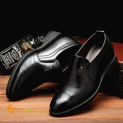Giày nam tăng chiều cao giày tây nam tăng chiều cao 6cm GLG070
