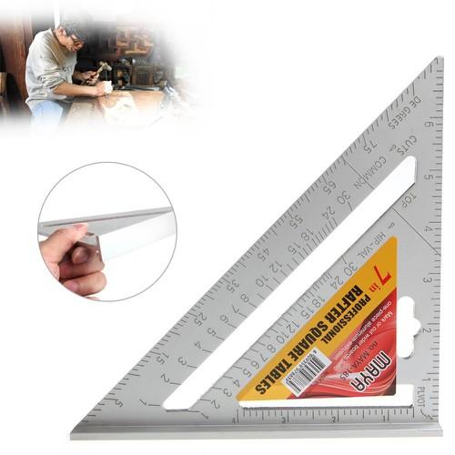 Thước đo eke tam giác nhôm ke góc vuông loại nhỏ 18cm - 12302552 , 8713729 , 15_8713729 , 190000 , Thuoc-do-eke-tam-giac-nhom-ke-goc-vuong-loai-nho-18cm-15_8713729 , sendo.vn , Thước đo eke tam giác nhôm ke góc vuông loại nhỏ 18cm