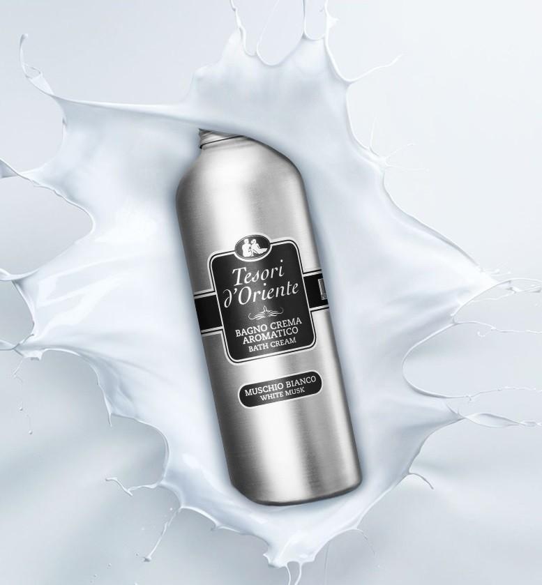 Sữa tắm nước hoa Italia Tesori Oriente 500ml Muschio Bianco, giá ...