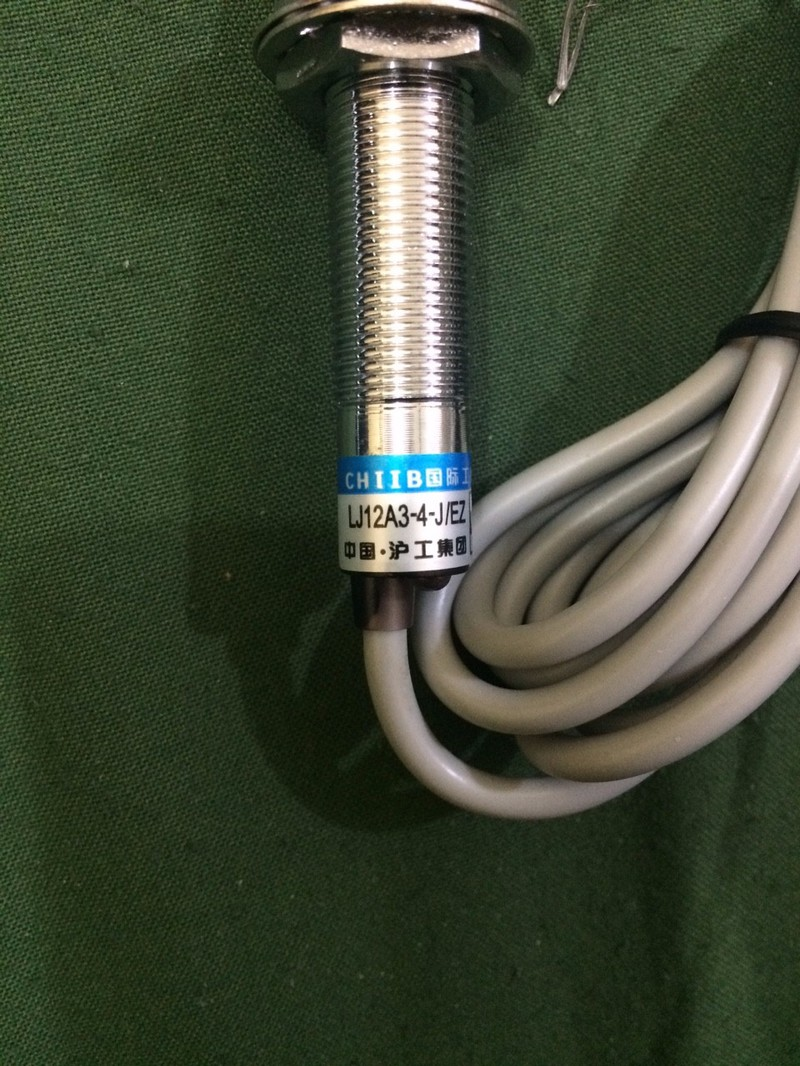 Cảm biến tiệm cận cảm biến tiệm cận LJ12A3 4 J EZ 2 dây 220V 2