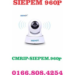 CAMERA IP SIEPEM.960P