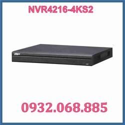 Đầu ghi hình camera IP NVR4216-4KS2 16 kênh