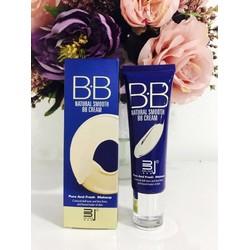 Kem nền BB Cream BJ Natural Smooth tạo nền makeup che khuyết điểm