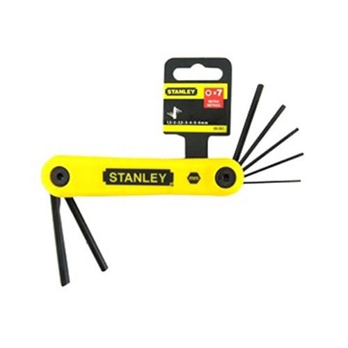 1.5-6mm Bộ lục giác 7 cây Stanley 69-261 - 4422632 , 8714635 , 15_8714635 , 146000 , 1.5-6mm-Bo-luc-giac-7-cay-Stanley-69-261-15_8714635 , sendo.vn , 1.5-6mm Bộ lục giác 7 cây Stanley 69-261