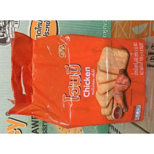 bánh chiken thai lan
