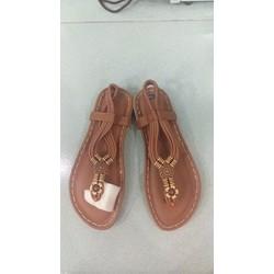 Sandal gỗ màu nâu