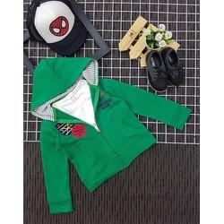 Áo khoác cho bé trai và gái 1-5 tuổi