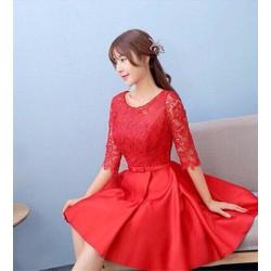 Đầm Xòe Tiểu Thư