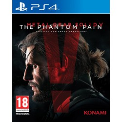 metal gear solid 5 phantom pain  Secohand